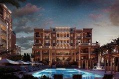 Готовые роскошные апартаменты с 3 спальнями - 250 м от моря