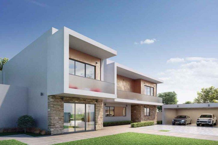 Виллы Абу Даби Asimah жилье в сербии купить