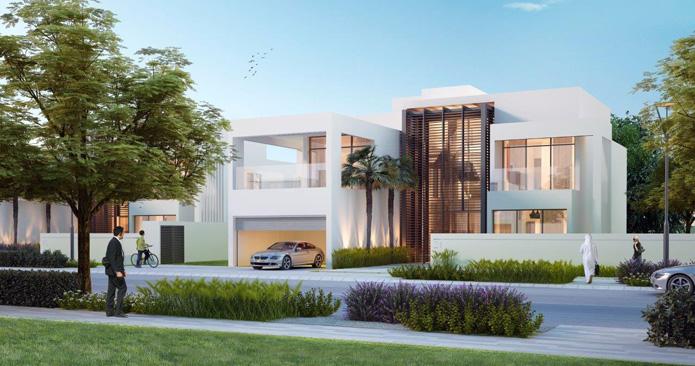 Купить дом в Абу Даби Адхен работа в оаэ