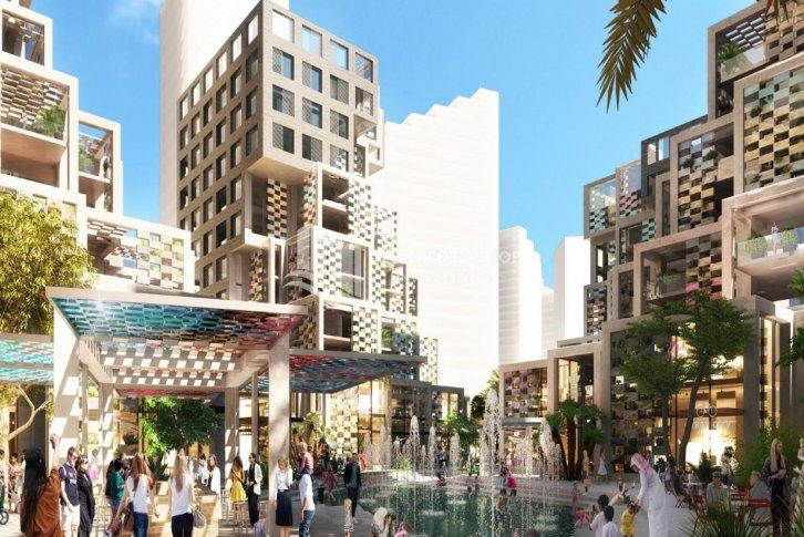Квартиры Абу Даби Дадна нидерланды недвижимость цены