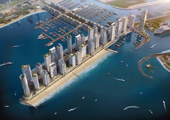 Купить дом за криптовалюту в Дубай Маравах продажа квартир на солнечном берегу