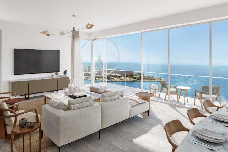 Сколько стоит квартира в дубае с видом на море аликанте дубай недвижимость
