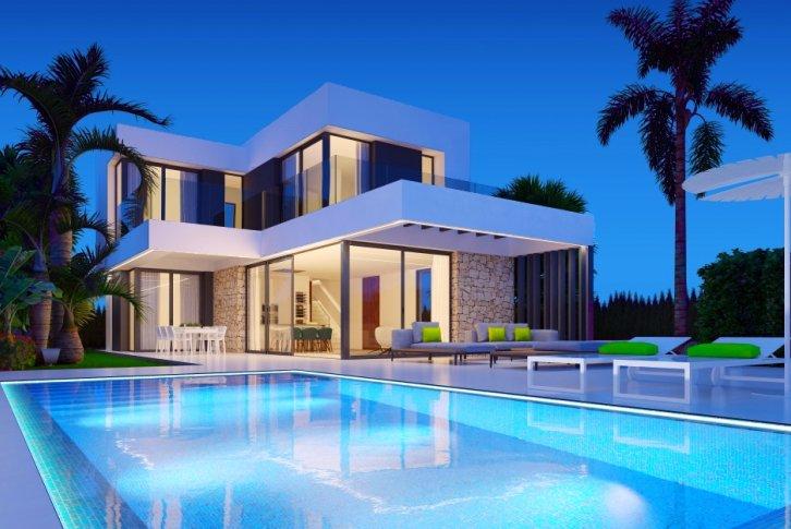 Дом в испании купить у моря англия квартиры цена