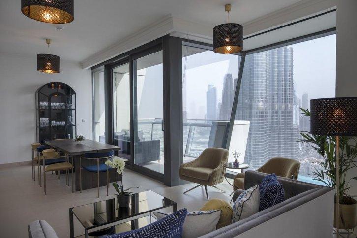 Бурдж халифа дубай цена квартир квартира в германии аренда