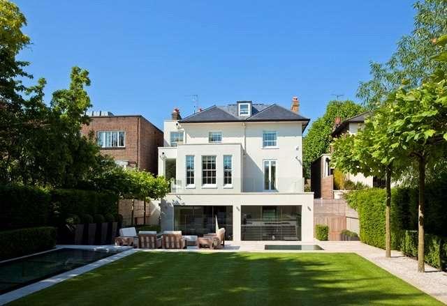 Дом в лондоне дубай местное время