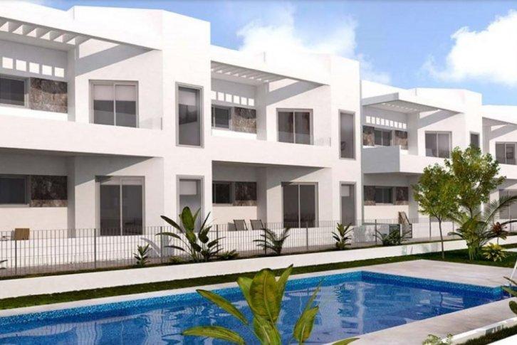 Таунхаус в испании недвижимость дубай цена