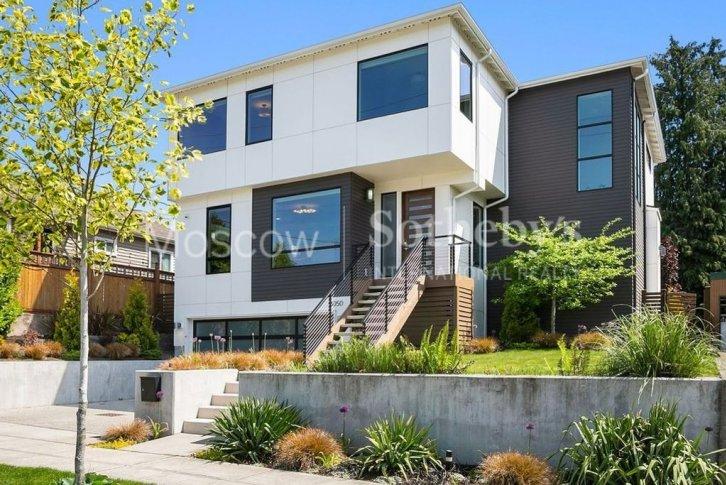 Купить дом в штате вашингтон доступная недвижимость за рубежом