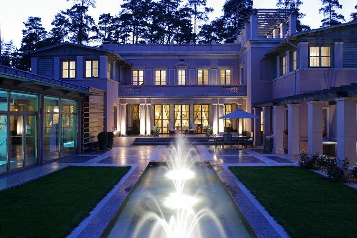 Вилла в юрмале дубай стоимость недвижимость