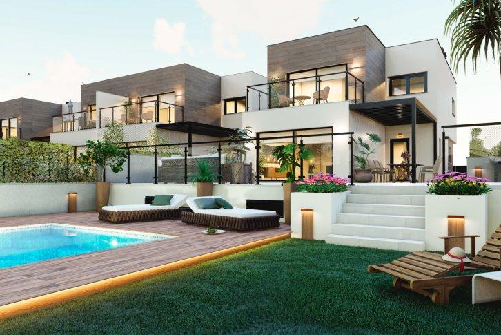 Вилла в аликанте дешевая недвижимость в европе цены