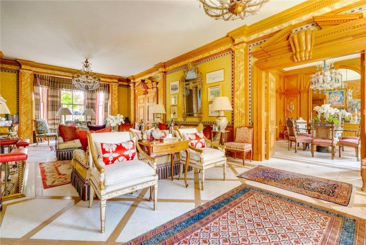 Особняк в лондоне купить заграничная недвижимость