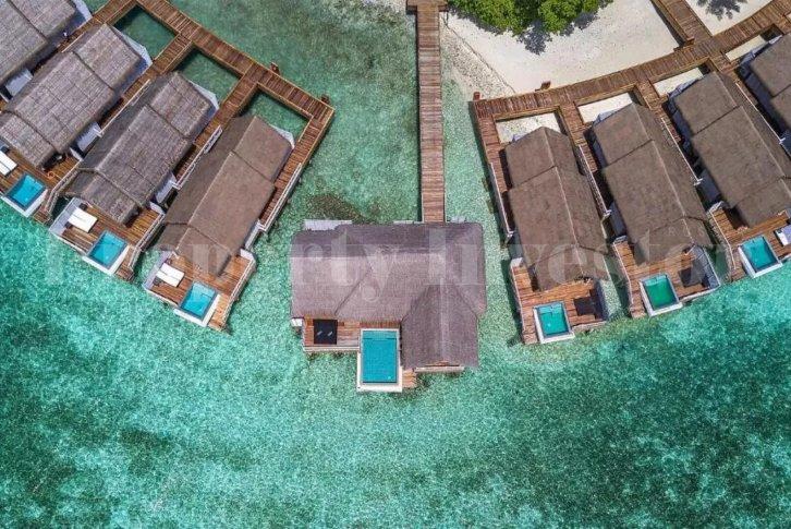 Купить отель на мальдивах сколько стоит дом в тайланде купить