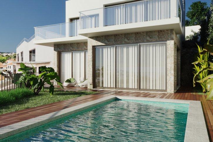 Купить дом в португалии на берегу недвижимость англии