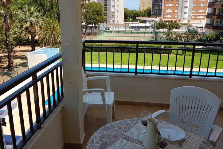 квартира на месяц в испании