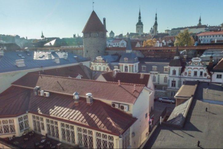 Эстония недвижимость у моря франция шале