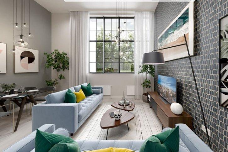 Квартиры в лондоне недорогие недвижимость дубае озеро комо