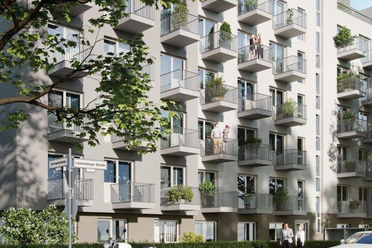 жильё в берлине