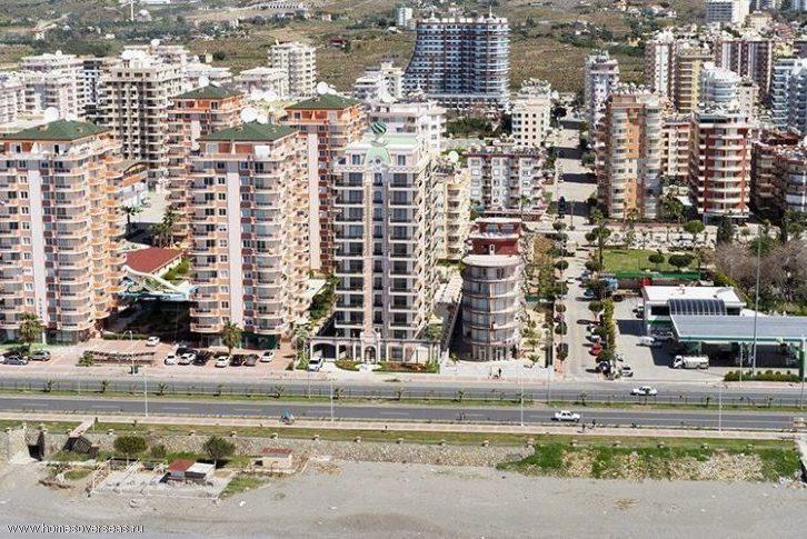 жилье в махмутларе Yenisey