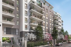 Новые апартаменты в Сюрене