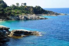 Дом на Корфу, Греция