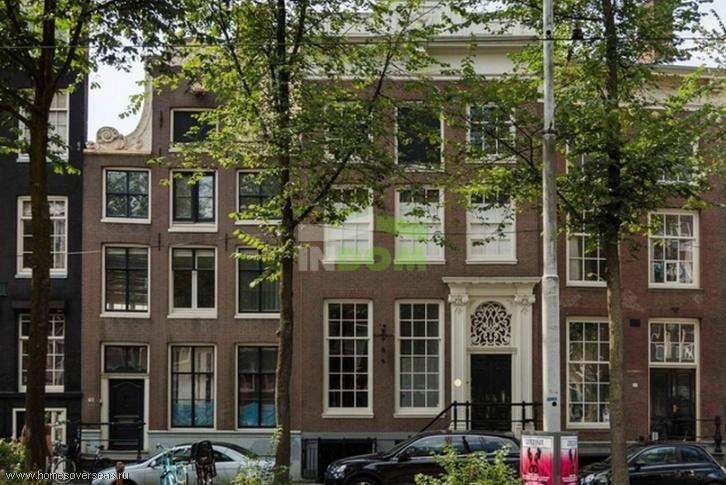 дом в амстердаме цена