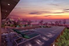 Видовые квартиры в 300 метрах от пляжа Карон. Старт продаж!