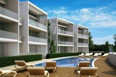 Новые апартаменты рядом с морем.