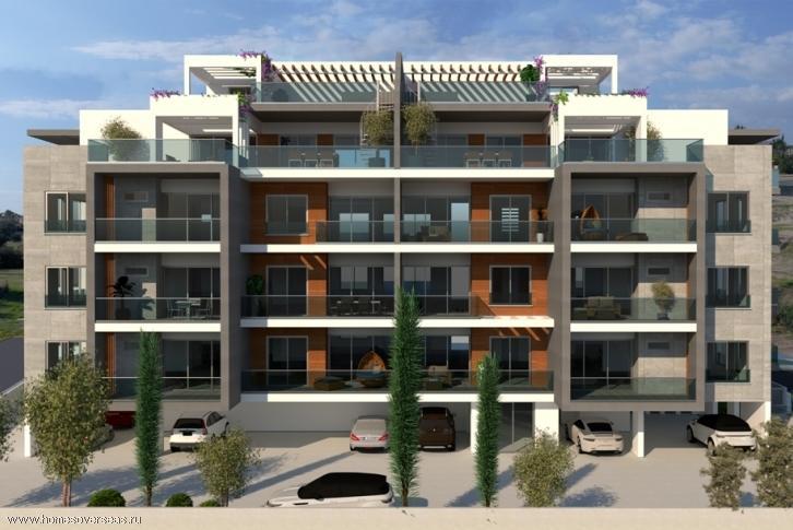 квартиры на кипре недорого