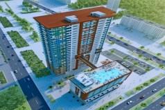 Новые апартаменты в Батуми.