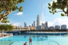 Новые апартаменты с сервисом 5* отеля в Дубае.