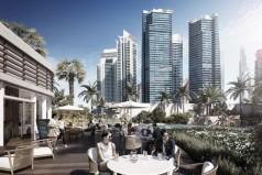 Новые апартаменты рядом с Дубай Марина.