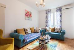 Квартира в Бечичи с 2 спальнями, готова к проживанию
