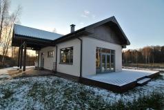 Дом в Риге, Латвия