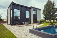 Дом в Марупе, Латвия