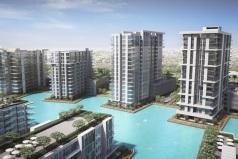 Квартиры на берегу кристальной лагуны в центре Дубая