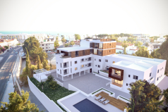 Квартира в Като Пафосе, Кипр