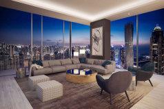 Брендированные апартаменты от Джумейра Групп,  88 м кв