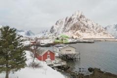 Коммерческая недвижимость Лофотенских островов, Норвегия