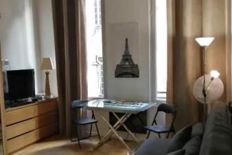 Квартира в Париже, Франция