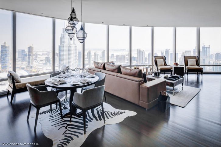 Дубай квартира халифа цены рассель хайм дубай
