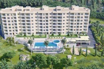 Квартира в Бечичи, Черногория