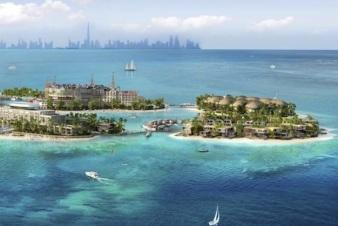 Квартира в The World, ОАЭ