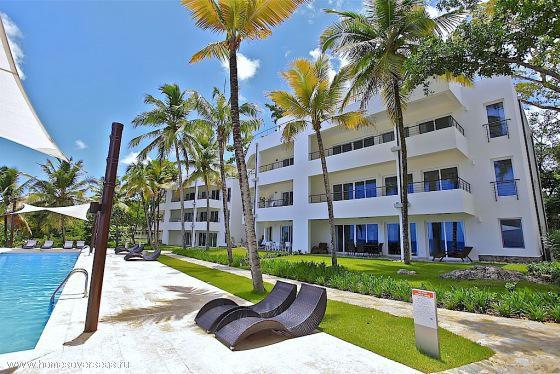 Купить апартаменты в доминикане цена какая нужна виза в дубай
