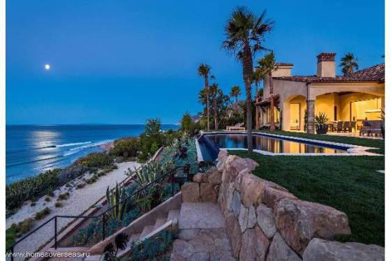 дом на побережье океана купить