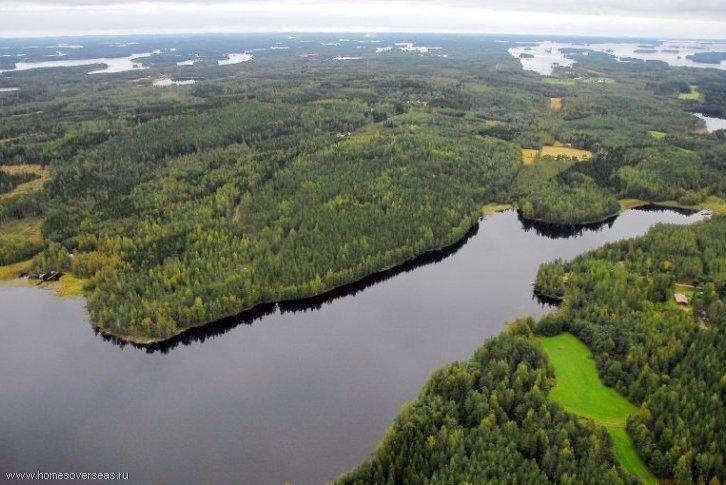 Участки в финляндии продажа кипр недвижимость квартиры