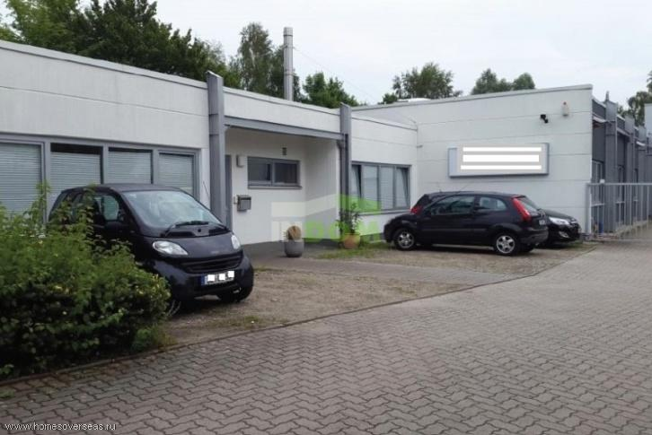 Купить склад германия покупка недвижимости в европе