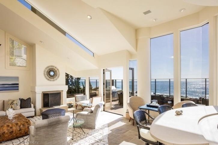купить дом в калифорнии на берегу океана