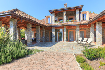 Дом в Вербании, Италия