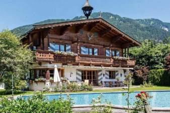 Дом в Санкт-Иоганн-ин-Тироле, Австрия