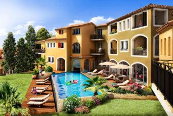 Квартира в Мужене, Франция