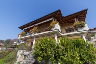 Дом на озере Маджоре (Пьемонт), Италия